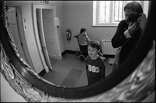 Mirror Reflection, Blickling Estate, Norfolk by Paul Cooklin