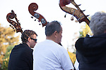 Musicians with the Peninsula Symphony perform at a summer concert June 15.
