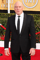 LOS ANGELES, CA - JANUARY 18: Dean Norris at the 20th Annual Screen Actors Guild Awards held at The Shrine Auditorium on January 18, 2014 in Los Angeles, California. (Photo by Xavier Collin/Celebrity Monitor)