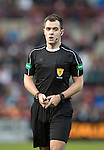 Hearts v St Johnstone&hellip;05.11.16  Tynecastle   SPFL<br />Referee Don Robertson<br />Picture by Graeme Hart.<br />Copyright Perthshire Picture Agency<br />Tel: 01738 623350  Mobile: 07990 594431