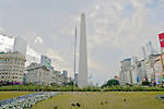 The Obelisk, Buenos Aires
