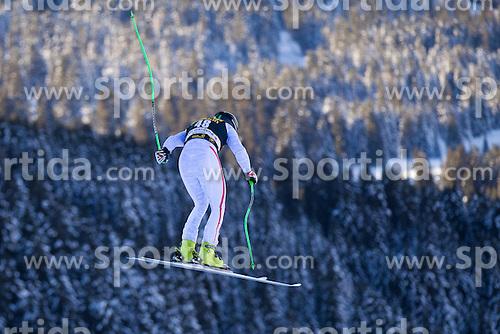 12.12.2012, Sasslong, Groeden, ITA, FIS Weltcup, Ski Alpin, Abfahrt, Herren, 1. Training, im Bild Markus Duerager (AUT) // Markus Duerager of Austria in action during downhill 1st practice run of the FIS Ski Alpine Worldcup at Sasslong course, Groeden, Italy on 2012/12/12. EXPA Pictures © 2012, PhotoCredit: EXPA/ Johann Groder