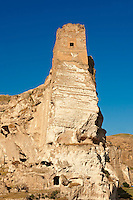 Ruins of the Ayyubids Small Palace in the citadel of ancient Hasankeyf overlooking the Tigris River. Turkey 1