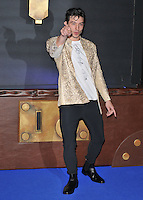 Ezra Miller at the &quot;Fantastic Beasts and Where to Find Them&quot; European film premiere, Odeon Leicester Square cinema, Leicester Square, London, England, UK, on Tuesday 15 November 2016. <br /> CAP/CAN<br /> &copy;CAN/Capital Pictures /MediaPunch ***NORTH AND SOUTH AMERICAS ONLY***