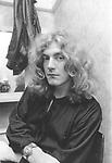 Led Zeppelin 1969 Robert Plant at Lyceum........