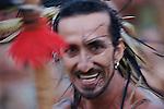 Rapa Nui dancer - Rapa Nui