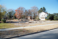 1990 December ..Conservation.Colonial Place-Riverview....CAPTION...NEG#.NRHA#..