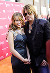 Miley Cyrus and Billy Ray Cyrus at the 2009 Academy Of Country Music Awards at the MGM Grand in Las Vegas, April 5th 2009...Photo bt Chris Walter-Photofeatures