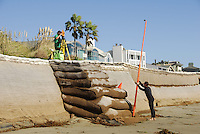 Malibu Beach Erosion