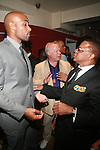 Actor Boris Kodjoe and Front Row Productions President/CEO Stephen C. Byrd Attend Tennessee Williams A Streetcar Named Desire Opening Night Party Held at the Copacabana, NY  4/22/12