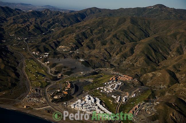 TORRE DEL PIRULICO-MOJACAR-ALMERIA-ANDALUCIA. 2008-04-05. (C) Pedro ARMESTRE