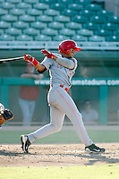 Samuel Diaz - AZL Reds - 2010 Arizona League.Photo by:  Bill Mitchell/Four Seam Images..