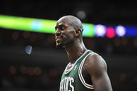 Kevin Garnett of the Celtics is all fired up late in the 4th quarter. Boston defeated Washington 89-86 at the Verizon Center in Washington, D.C. on Saturday, November 3, 2012.  Alan P. Santos/DC Sports Box