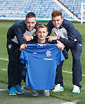Barrie McKay, Robbie Crawford and Lewis Macleod have all signed long term deals to commit themselves to Rangers