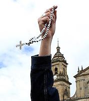 Caminata por la paz / Walk for Peace, Bogotá, Colombia. 12-09-2014