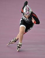 XLV Campeonato Mundial Patinaje Carreras China 11-2015