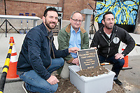 The Fillmore Philadelphia Time Capsule and Rotating Murals Dedication Ceremony