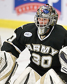 Ryan Leets (Army - 30) - The host Colgate University Raiders defeated the Army Black Knights 3-1 in the first Cape Cod Classic on Saturday, October 9, 2010, at the Hyannis Youth and Community Center in Hyannis, MA.