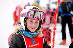 Challenge Mer et Montagne 2012, Saint Gervais les Bains, Mont Blanc, Haute Savoie, France..Ski Super Geant.