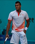 Tenis. Mutua Madrid Open. Tsonga vs Harrison