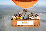 20111110 Hot Air Balloon Gold Coast 10 November