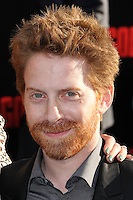 """HOLLYWOOD, LOS ANGELES, CA, USA - MAY 08: Seth Green at the Los Angeles Premiere Of Warner Bros. Pictures And Legendary Pictures' """"Godzilla"""" held at Dolby Theatre on May 8, 2014 in Hollywood, Los Angeles, California, United States. (Photo by Xavier Collin/Celebrity Monitor)"""