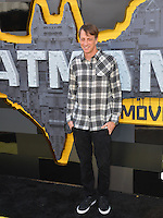 Tony Hawk at the world premiere of &quot;The Lego Batman Movie&quot; at the Regency Village Theatre, Westwood, Los Angeles, USA 4th February  2017<br /> Picture: Paul Smith/Featureflash/SilverHub 0208 004 5359 sales@silverhubmedia.com