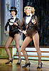 Stepping Out <br /> by Richard Harris <br /> at The Vaudeville Theatre, London, Great Britain <br /> press photocall <br /> 9th March 2017 <br /> <br /> Amanda Holden as Vera <br /> <br /> <br /> <br /> Photograph by Elliott Franks <br /> Image licensed to Elliott Franks Photography Services