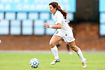 28 October 2012: UNC's Brooke Elby. The University of North Carolina Tar Heels played the University of Virginia Cavaliers at Fetzer Field in Chapel Hill, North Carolina in a 2012 NCAA Division I Women's Soccer game. Virginia defeated UNC 1-0 in their Atlantic Coast Conference quarterfinal match.