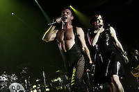 scissor sisters and casey spooner at the hollywood palladium