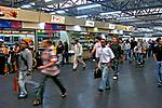 Terminal Rodoferroviario Estação Barra Funda. São Paulo. 2007. Foto de Juca Martins.