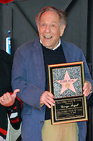 George Segal Star Ceremony
