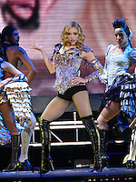 MADONNA 'Re-Invention' world tour 2004 at Earls Court in London.