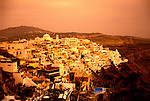 Cruising, Mediterranean, Europe, Greece, Island of Santorini, City of Fira, Photo: crumed101    .Photo Copyright: Lee Foster, (510) 549-2202, lee@fostertravel.com, www.fostertravel.com