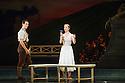 "Matthew Bourne's ""Sleeping Beauty"" opens at Sadler's Wells. Picture shows: Chris Trenfield (Leo), Cordelia Braithwaite (Aurora)"