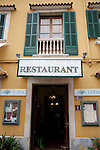 The Clivia Restaurant in Pollenca, Majorca, Spain