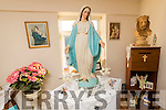 The statue of Our Lady, in Carraig house in Tralee..