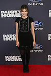 Entertainment Tonight Correspondent Carly Steel at Paramount Pictures and Red Granite Pictures presents the New York Premiere of Daddy's Home sponsored by Ford Motor Company held at AMC Lincoln Square