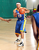 April 8, 2011 - Hampton, VA. USA; Justin Anderson participates in the 2011 Elite Youth Basketball League at the Boo Williams Sports Complex. Photo/Andrew Shurtleff