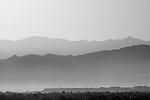 Misty Morning (b&w)