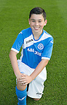 St Johnstone Academy Under 13&rsquo;s&hellip;2016-17<br />Gavin Hamilton<br />Picture by Graeme Hart.<br />Copyright Perthshire Picture Agency<br />Tel: 01738 623350  Mobile: 07990 594431