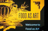 Food As Art - April 18, 2009
