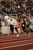 2009 NCAA Indoor Track & Field Championships Michigan Late