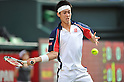 Kei Nishikori (JPN), OCTOBER 4, 2011 - Tennis : Men's Singles at Rakuten Japan Open Tennis Championships in Tokyo, Japan. (Photo by Atsushi Tomura/AFLO SPORT) [1035]