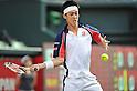 Kei Nishikori (JPN), OCTOBER 4, 2011 - Tennis : Men's Singles at Rakuten Japan Open Tennis Championships in Tokyo, Japan. (Photo by Atsushi Tomura/AFLO SPORT) [1035]