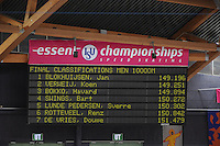 SCHAATSEN: HAMAR: Vikingskipet, 11-01-2014, Essent ISU European Championship Allround, Final Classifications Men,  ©foto Martin de Jong