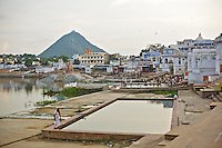 Holy Town of Pushkar, Rajasthan