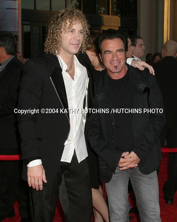 ©2004 KATHY HUTCHINS /HUTCHINS PHOTO.AMERICAN MUSIC AWARDS.LOS ANGELES, CA.NOVEMBER 14, 2004..BON JOVI MEMBERS
