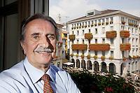 Switzerland 2013 Lugano. Giorgio Giudici