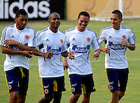 Entreno Selección Colombia  / Colombian Team Trainer, 18-03-2013